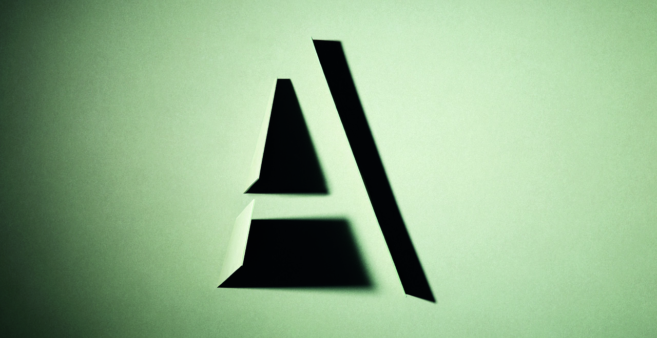 ALTIUS brand identity, images representing the firms different facets.