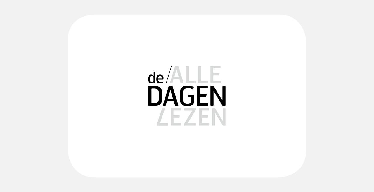 Brand identity, illustrations and campaign for De Dagen