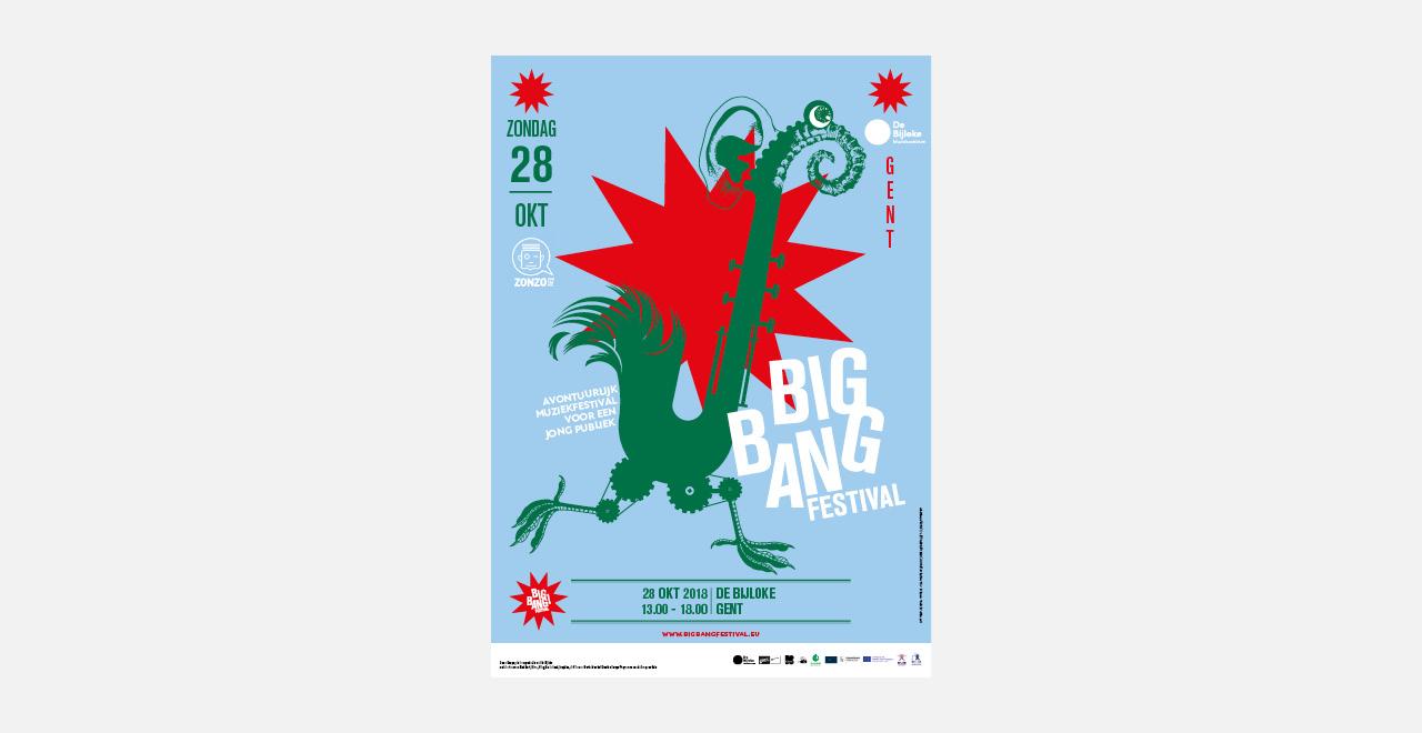 Campaign Big Bang Festival